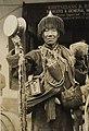 """Tibetan """"medicine man"""" visiting Sikkim in 1932, En tibetansk medisinmann og god omvandrende forteller (5268407706) (cropped).jpg"""