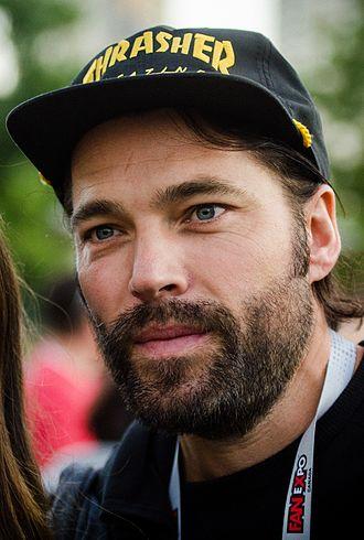 Tim Rozon - Rozon in September 2016