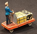 Tin toy suitcase trolley, pic6.JPG