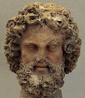 Tinia Etruscan god of the sky