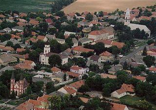 Tiszaföldvár Town in Jász-Nagykun-Szolnok, Hungary