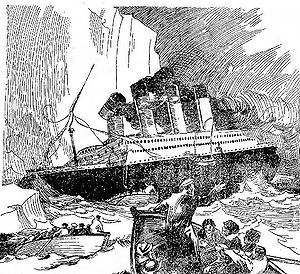 Legends and myths regarding RMS Titanic - The sinking of the ''Titanic'' has inspired many urban legends