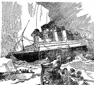 Legends and myths regarding RMS Titanic - The sinking of the Titanic has inspired many urban legends