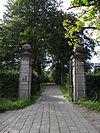 foto van Ipenrode: ingangshek