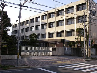 Tokai High School school in Nagoya, Aichi Prefecture, Japan