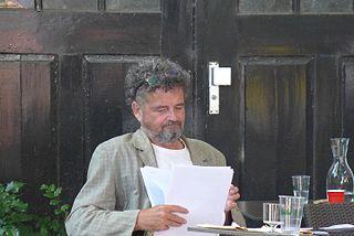 Tonnus Oosterhoff Dutch poet and writer