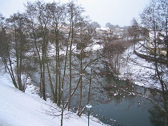Uecker - The Ucker near Torgelow
