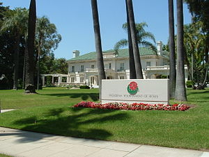 Rose Parade - Tournament House