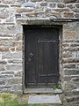 Tower door of St Andrew's, Dent - geograph.org.uk - 1378616.jpg