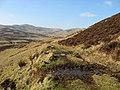 Track through the hills - geograph.org.uk - 376304.jpg