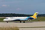 Trade Air, 9A-BTE, Fokker F100 (20846890025).jpg
