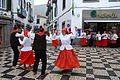 Traditional dancers during the Flower Festival, Funchal, Madeira, Portugal.jpg