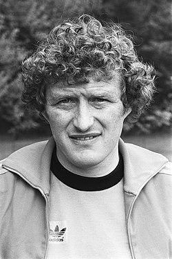 Training Nederlands elftal Wim Jansen (kop), Bestanddeelnr 929-7321.jpg
