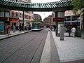 TramStrasbourg lineD HommeFer versBriand2.JPG