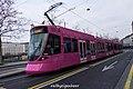 """Tram TPG Stadler Tango Be 6-10 1820 """"rose explose"""" (31046116870).jpg"""