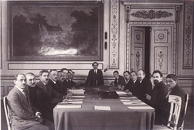 Treaty of Moscow 1921