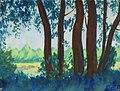Tree Trunks by Aleksandr E. Lopukhin (1915).jpg
