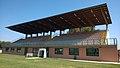 Tribuna del campo sportivo comunale di Siziano.jpg