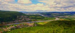 Trierer Talweite vom Wasserliescher Berg