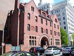 Trinity Rectory - Image: Trinity Rectory Boston MA