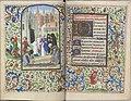 Trivulzio book of hours - KW SMC 1 - folios 030v (left) and 031r (right).jpg