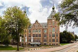 Tropenmuseum - Tropenmuseum in 2016