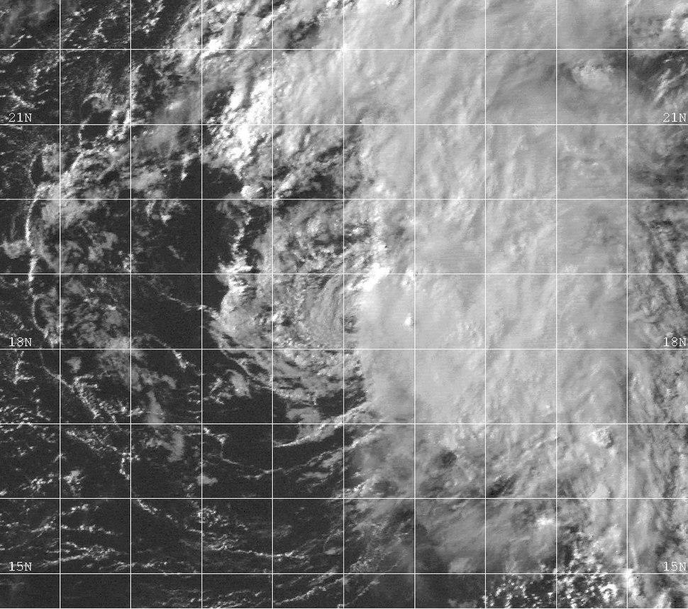 Tropical Storm Dora 1999