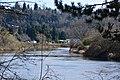 Tukwila - Allentown Bridge looking upstream 03.jpg