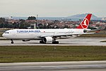 Turkish Airlines, TC-JOK, Airbus A330-303 (45297460401).jpg