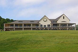 Celtic Manor Resort - The Twenty Ten clubhouse