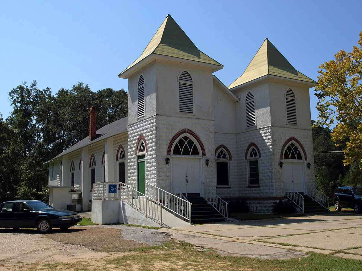 st john ame church birmingham al