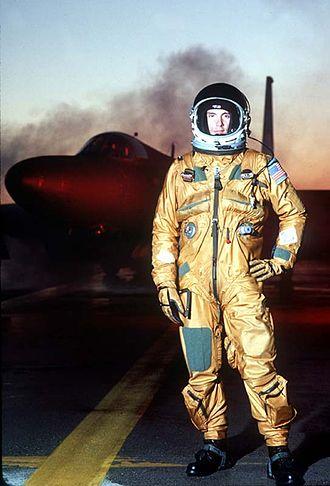 Pressure suit - A U-2 pilot suit