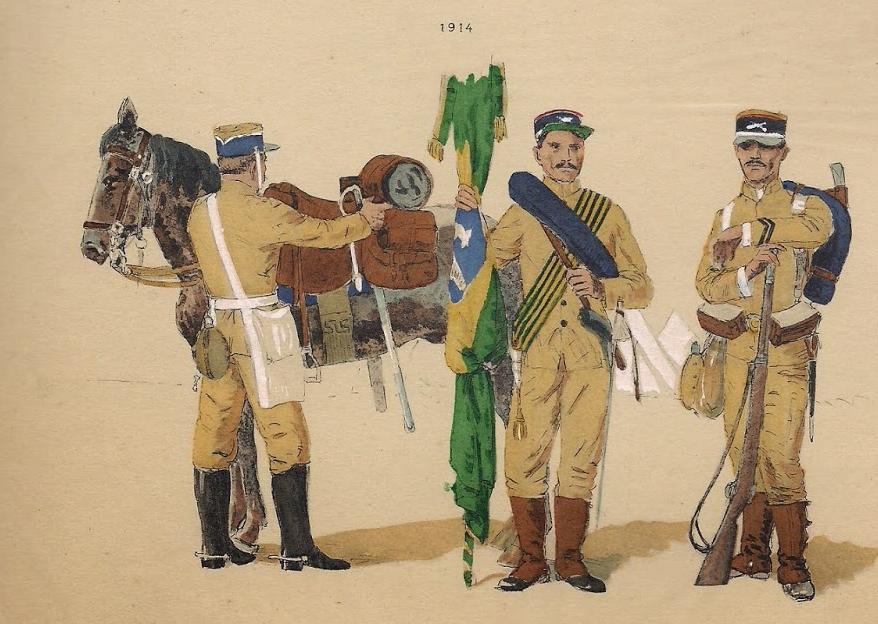 UEB Cavalaria 1914