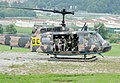 UH-1H taking off at Hohenfels Training Area 2010.jpg