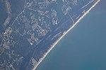 USA-NORTH CAROLINA NORTH TOPSAIL BEACH, ALLIGATOR BAY, NEW RIVER, NEW RIVER INLET, CHADWICK BAY ISS049-E-36178.jpg