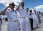 USNS Mercy arrives at Pearl Harbor for Pacific Partnership 2015 150525-N-BK290-054.jpg