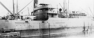 German submarine U-123 (1940) - USS Carolyn, aka USS Atik AK-101