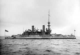 USS <i>Indiana</i> (BB-1) Indiana-class pre-dreadnought battleship of the United States Navy