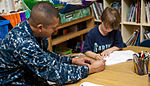 USS John C. Stennis sailors perform community service at school 120607-N-OY799-015.jpg