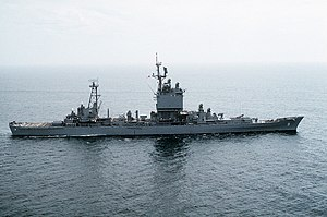 USS Long Beach (CGN-9)