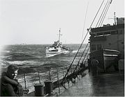 USS MACLEISH (DD-220 AG-87)