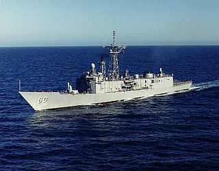 Oliver Hazard Perry-class frigate