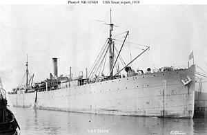 USS Texan (ID-1354)