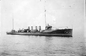 USS Wainwright (DD-62)