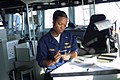 US Navy 020423-N-8417G-005 Naval Officer stands watch on board USS Hopper.jpg