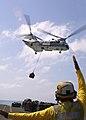 US Navy 021016-N-7222M-002 VERTREP aboard USS Belleau Wood.jpg