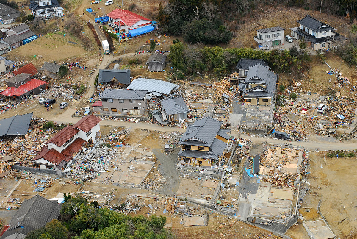 2011 tohoku earthquake essay The tsunami that struck japan's tohoku region in 2011 was touched off by a submarine earthquake far more massive than anything geologists had expected in that zone.