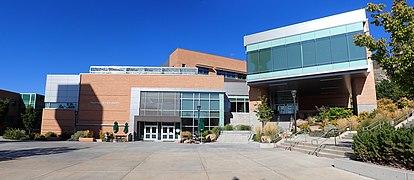 US Utah Ogden WSU Tracy Hall.jpg
