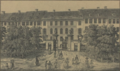Udgangen fra Rosenborg Have til Kronprinsessegade, 1810.png