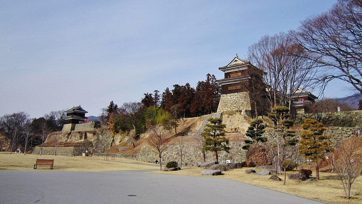 ueda castle wikipedia